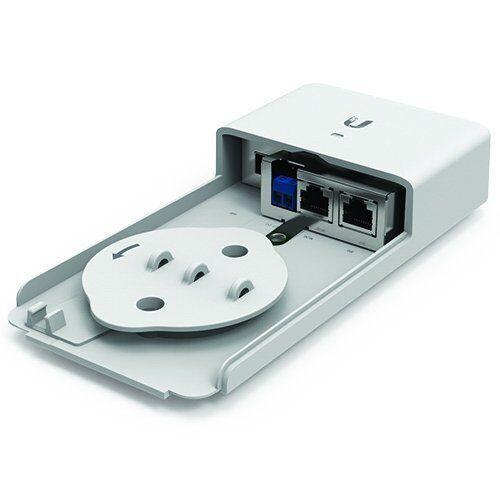 Ubiquiti Networks F-POE FiberPoE Optical Data Transport for PoE devices 1 Gbps SFP Port; 1000 Mbps* Ethernet PoE Port