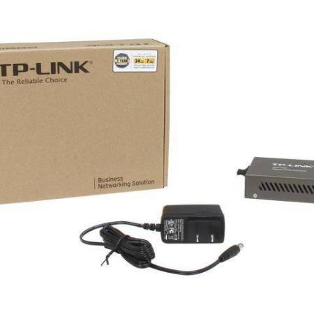 TP-LINK MC210CS (1000Mb/s, single-mode, SC, 15km)