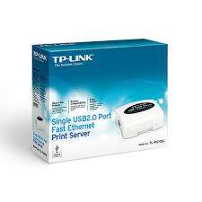USB2.0 Port Fast Ethernet Print Server TL-PS110U