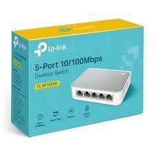 TL-SF1005D | 5-Port 10/100Mbps Desktop Switch | TP-Link