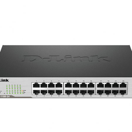 D-Link Managed Switch DGS1100-24P