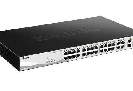 D-Link Smart Switch DES-1210