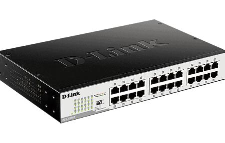 D-Link dgs-1024d 24 Port Switch Rackmount