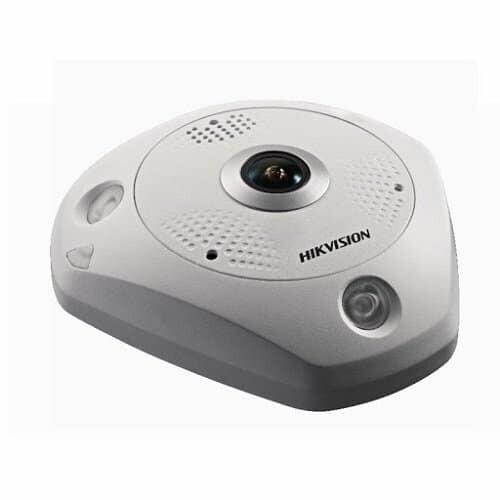 Hikvision DS-2CD63C2F-I(V)(S) 12MP Fisheye Camera