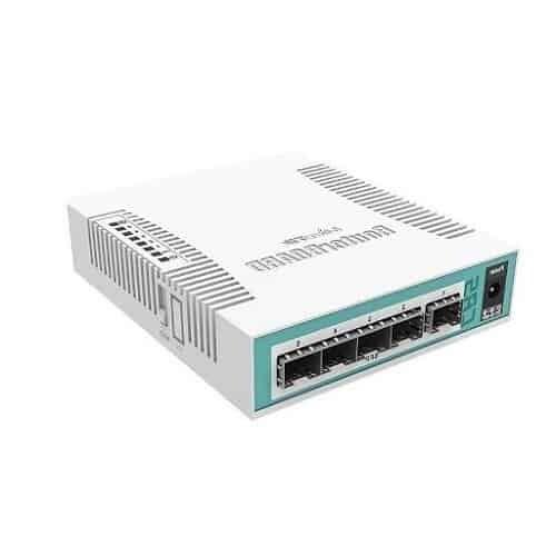 Mikrotik Cloud Router Switch CRS106-1C-5S
