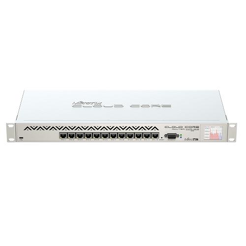 Mikrotik Cloudcore Router CCR1016-12G
