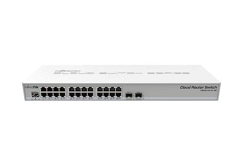 Mikrotik Cloudrouter Switch CRS326-24G-2S+RM