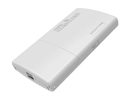 Mikrotik RB750P-PBr2 Powerbox 5 Port Router