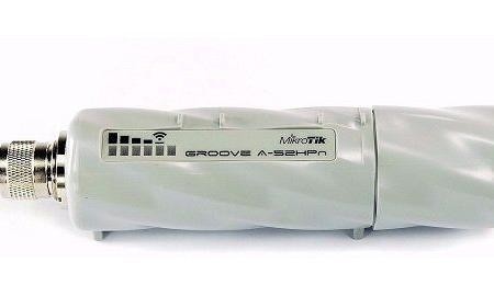 Mikrotik RBGROOVE-52HPN Wireless Radio