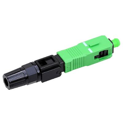 Fiber Optic Fast Connector SC/APC