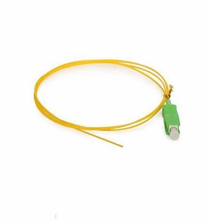 Simplex SC/APC 9/125 Single-mode Fiber Optic Pigtail
